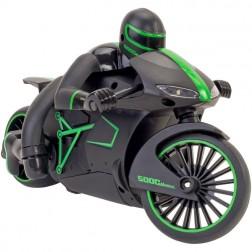 Motocicleta cu radiocomanda si lumini, scara 1:16 Globo