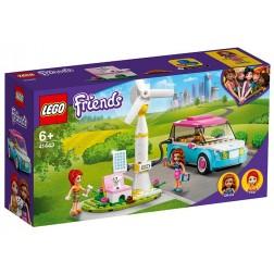 Lego Friends - Masina electrica a Oliviei