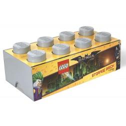 Cutie depozitare LEGO Batman 2x4 gri (40041755)