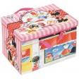 Cutie pentru depozitare jucarii transformabila Minnie Mouse
