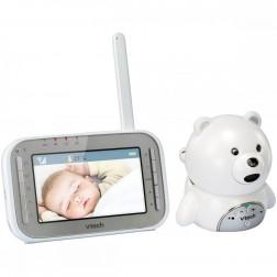 Videofon Digital de monitorizare bebelusi Ursulet BM4200 - Vtech