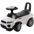 Masinuta fara pedale Land Rover Alb - Sun Baby