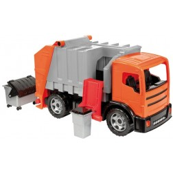 Masina de gunoi Lena 02167 din plastic Gigant