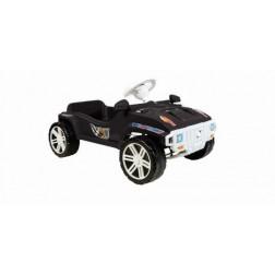 Masinuta cu pedale - negru