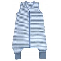 Sac de dormit cu picioruse Blue Stripes 18-24 luni 1.0 Tog