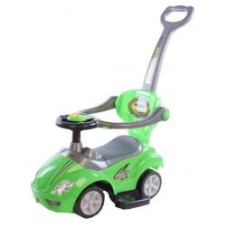 Masinuta multifunctionala 3 in 1 Ride On Green