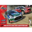 Kit constructie si pictura masina Ford Fiesta WRC si Mini Countryman