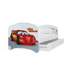 Patut Tineret MyKids Lucky 43 Fire Wheels-140x80