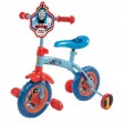 Bicicleta copii Thomas and Friends 10 inch 2 in 1 cu si fara pedale