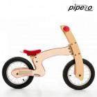 Bicicleta de balans Pipello Z Rosu - MyKids