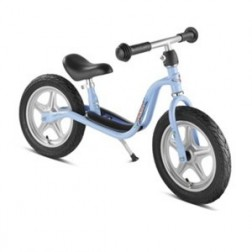 Bicicleta fara pedale, bleu, Puky