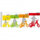 "Bicicleta MTB 20"" - Dino Bikes"