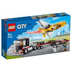 LEGO Transportor de avion