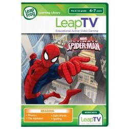 LeapTV Joc Spiderman