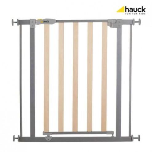 Poarta Siguranta - Wood Lock Safety Gate/Silver