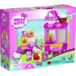 Set petru copii Caffe Bar Hello Kitty Unico 45 piese