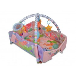 Covoras de joaca Cangaroo Oasis Pink