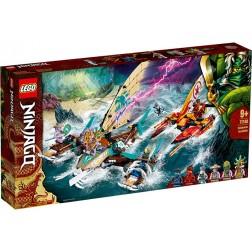 LEGO Ninjago Batalia cu catamarane
