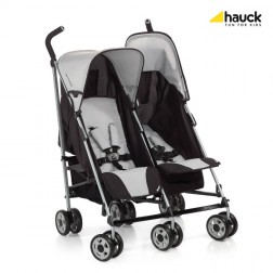 Carucior Turbo Duo H-Grey