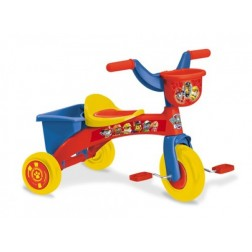 Tricicleta pentru copii Mondo Paw Patrol din plastic