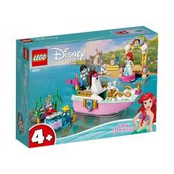 LEGO Barcuta de sarbatoare a lui Ariel