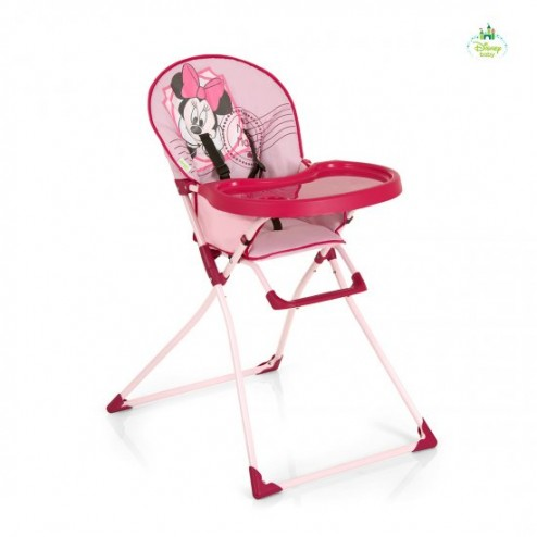Scaun Masa Mac Baby Minnie Pink