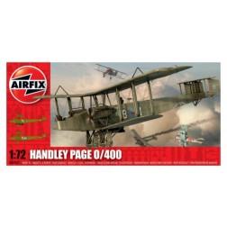 Kit aeromodele Airfix  Avion Handley Page 0 400 Scara 1 72