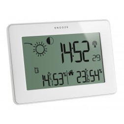 Statie meteo cu transmitator wireless white TFA 35.1128.02